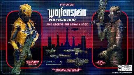 Wolfenstein: Youngblood (PS4) - image 2 of 9