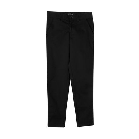 George Boys' Zip-Fly Chino Pants - image 1 of 1