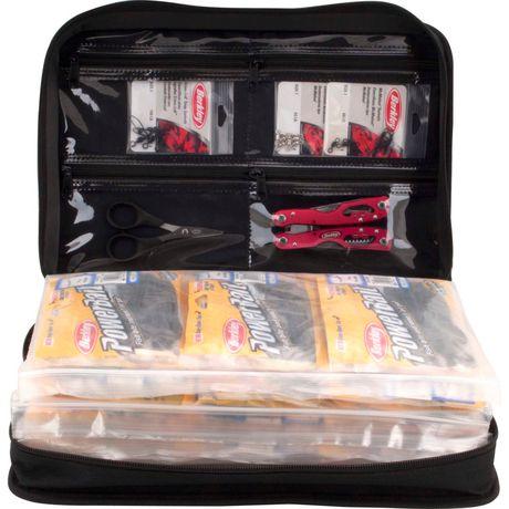 BERKLEY Trout Fishing 16 Jar Bait Folder BAG