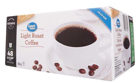 Great Value Keurig Light Roast Coffee - image 5 of 7
