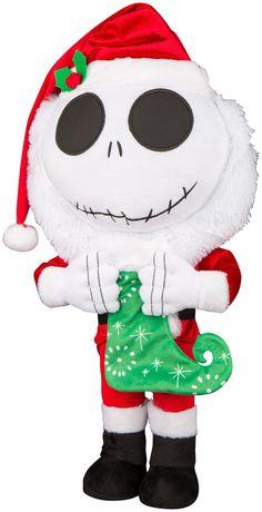 #walmartcanada, Plush character for indoor holiday decorating