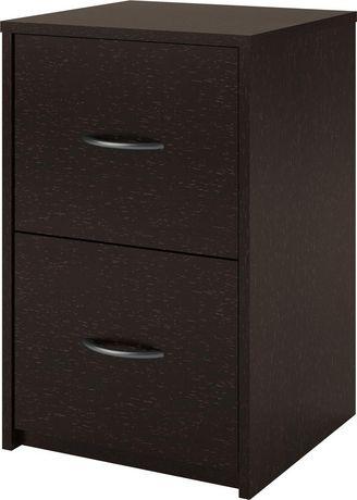 classeur 2 tiroirs de dorel. Black Bedroom Furniture Sets. Home Design Ideas
