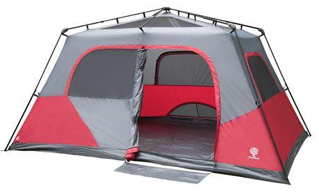 Canadiana 8 Person Instant Cabin Tent Walmart Canada