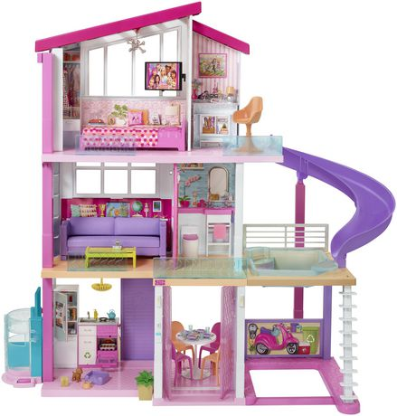 Barbie Dreamhouse - image 1 of 9