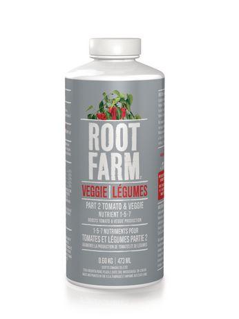 Root Farm (hydroponics) Part 2 Tomato & Veggie Nutrient 1-5-7 - image 1 of 1