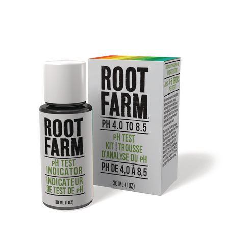Trousse d'analyse du pH Root Farm - image 1 de 1