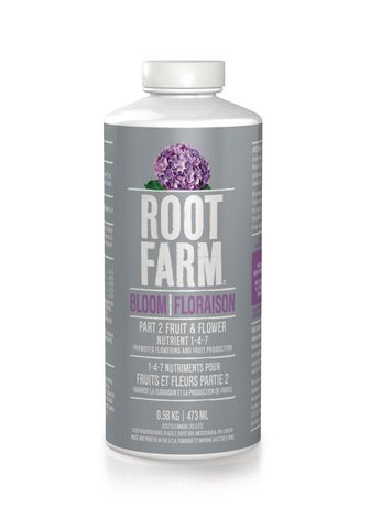 Root Farm (hydroponics) Part 2 Fruit & Flower Nutrient 1-4-7 - image 1 of 1