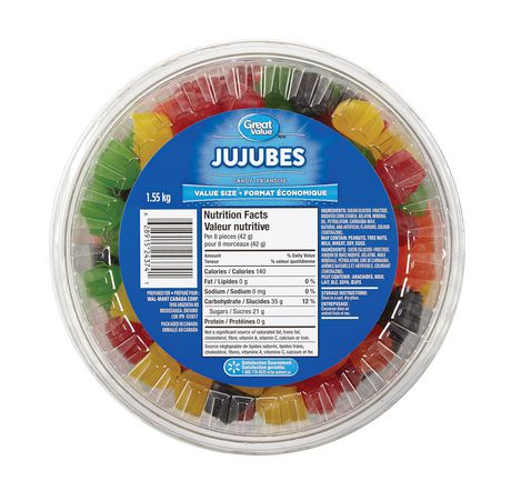 Great Value Jujubes - image 1 of 2
