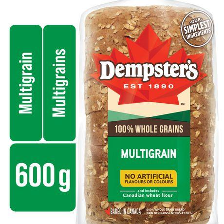 Dempster's® 100% Whole Grains Multigrain Bread - image 1 of 8