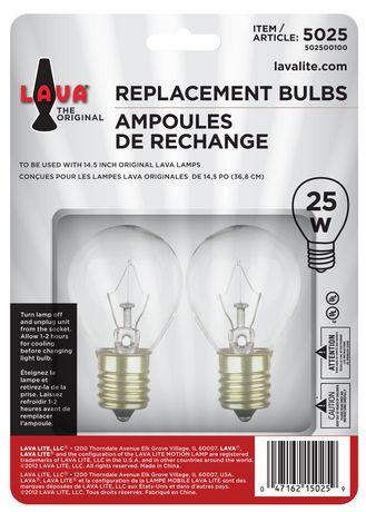 Lava 25 Watt Light Bulb Walmart Canada