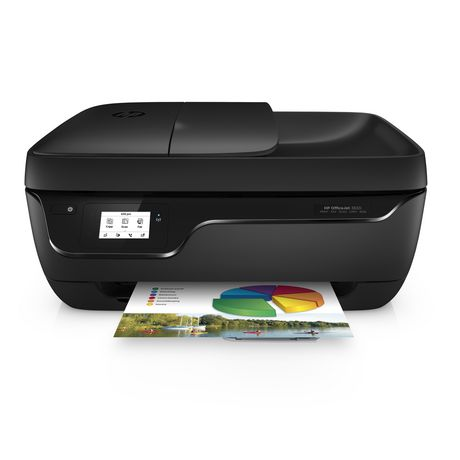 HP OfficeJet 3836 All-in-One Printer (K7V38A) - image 2 of 8