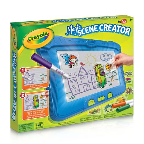 Crayola Magic Scene Creator - image 1 of 4
