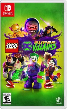 LEGO DC VILLANS (Nintendo Switch) - image 1 de 1