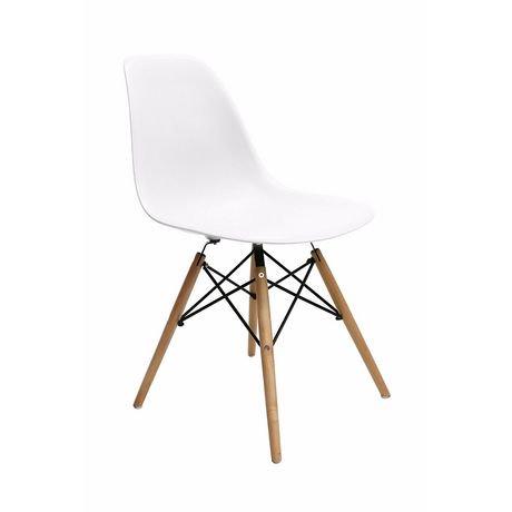 Chaise de salle d ner moderne eiffel de nicer furniture for Chaise de salle a diner