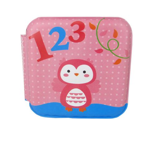 Kids Preferred Owl Bath Book
