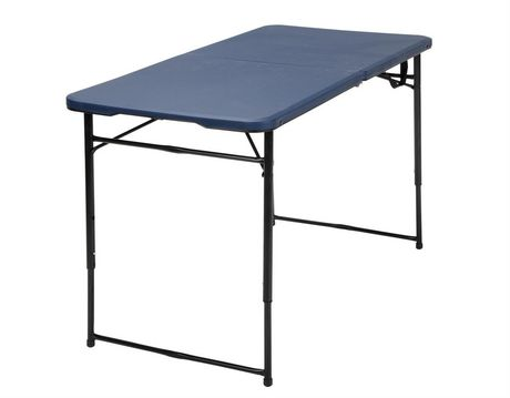 Cosco 4ft Adjustable Folding Table