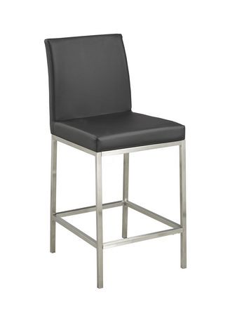 chaise de comptoir isa de home gear en acier walmart canada. Black Bedroom Furniture Sets. Home Design Ideas