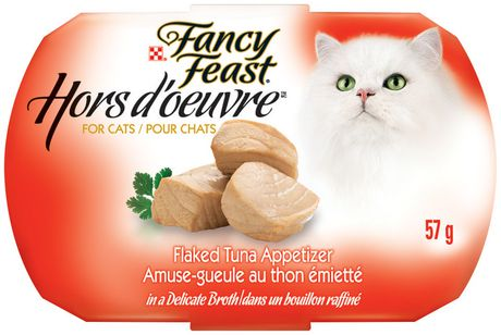 Fancy Feast® Hors d'Oeuvre™ Flaked Tuna Appetizer - image 1 of 3