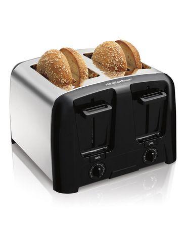 hamilton beach cool wall 4 sl toaster walmart canada. Black Bedroom Furniture Sets. Home Design Ideas