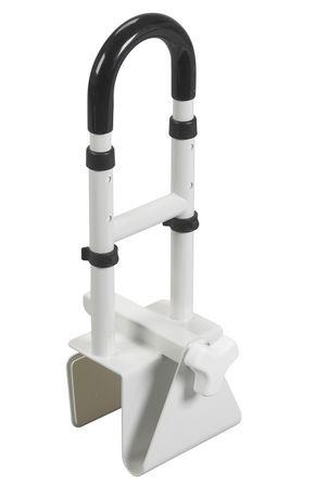 Drive Medical Height Adjustable Bathtub Grab Bar Safety Rail - image 1 of 2