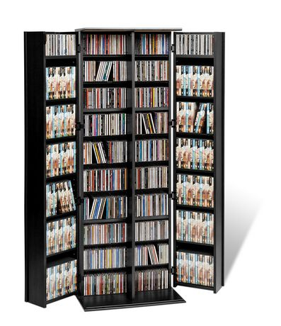 Exceptional Prepac Grande Locking Media Storage Cabinet With Shaker Doors | Walmart  Canada