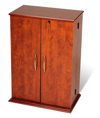 Locking Media Storage Cabinet | Walmart Canada
