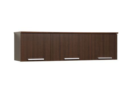 mounted mount hutch glass executive hanging wall walnut american product door denmark