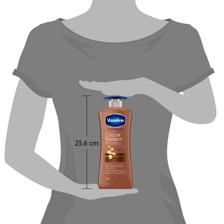 Vaseline Intensive Care Cocoa Radiant Lotion - image 8 of 9