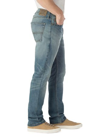 Signature by Levi Strauss & Co.™ Men's Slim Straight - image 3 of 3