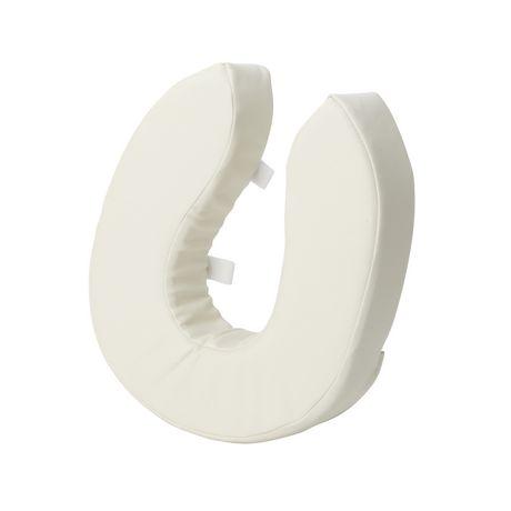 Coussin de siège de toilette DMI en mousse de vinyle de 2 po - image 5 de 5