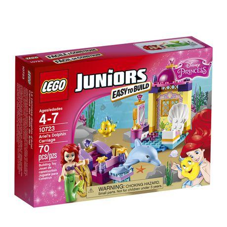 Lego 174 Juniors Disney Princess Ariel S Dolphin Carriage