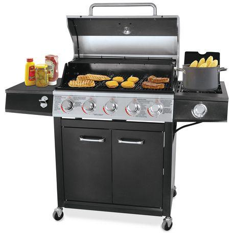 Backyard Grill Fresno 5 Burner Lp Gas Grill | Walmart Canada