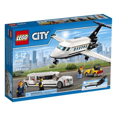 e65f7561ebf LEGO® City Airport - Airport Vip Service (60102) - image 1 of 2 ...
