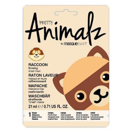 Pretty Animalz Raccoon Sheet Mask - image 1 of 2