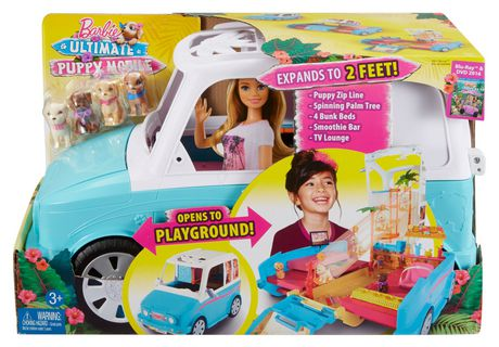 Barbie Ultimate Puppy Mobile - image 9 of 9