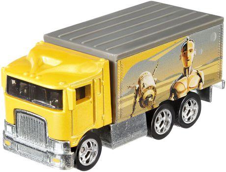 Hot Wheels Hiway Hauler Die-cast Vehicle - image 3 of 5