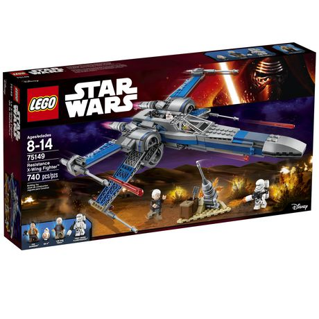 LEGO Star Wars Resistance X-Wing Fighter - image 1 of 2