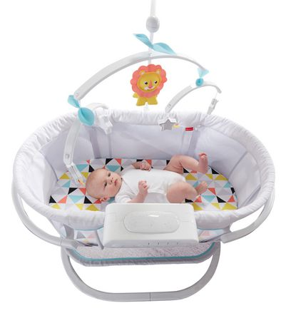 Fisher-Price Soothing Motions Bassinet - image 2 of 9
