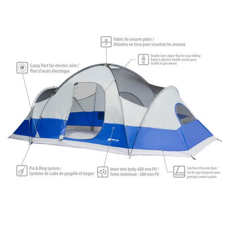 Ventura 10ft X 9ft Instant Hybrid Dome Tent | besteupla.gq Save . Large Pop Up Camping Hiking Tent Automatic Instant Setup Easy Fold back – Red Blue *. besteupla.gq You can also try Allstay's Walmart Overnight Parking Locator app to find the nearest store that .