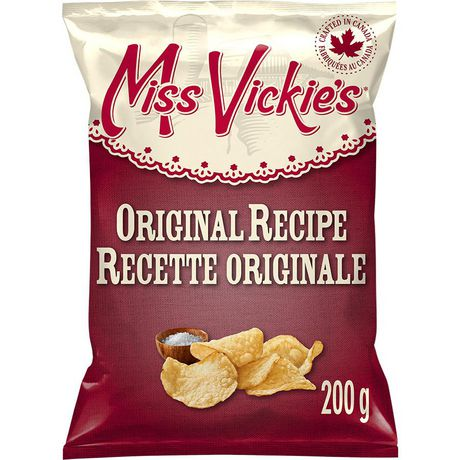 Miss Vickie's Original Recipe Kettle Cooked Potato Chips - image 1 of 6
