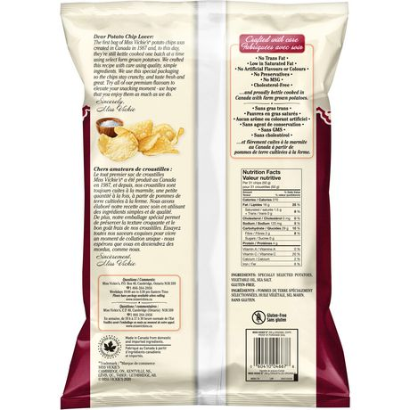 Miss Vickie's Original Recipe Kettle Cooked Potato Chips - image 6 of 6