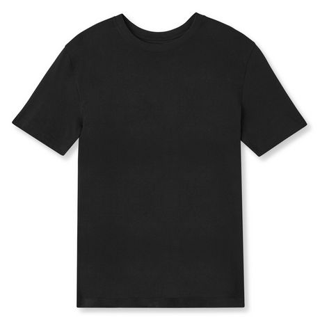 George Men's short Sleeved Crewneck Cotton Tee - image 6 of 6