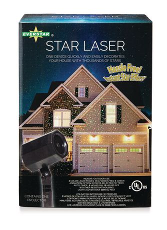 Star Laser Beam Projector - image 1 of 3