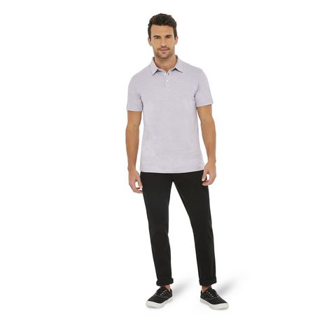 George Men's Stretch Jersey Polo - image 5 of 6