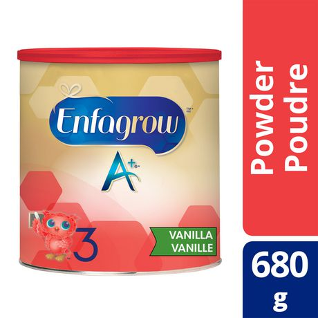 Enfagrow A+® Toddler Nutritional Drink, Vanilla Flavour Powder - image 1 of 4