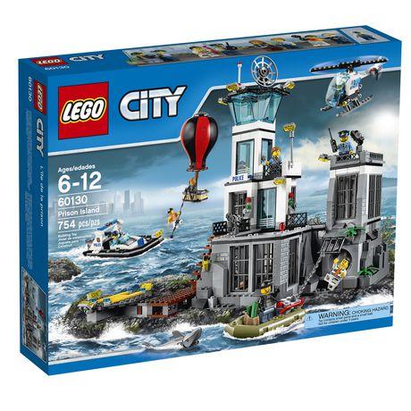 LEGO® City Police - Prison Island (60130) - image 1 of 2
