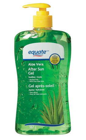 Equate Aloe Vera after Sun Gel - image 1 of 1