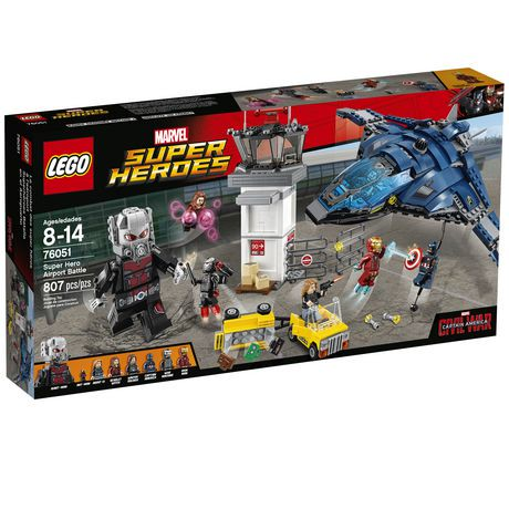 LEGO® Super Heroes - Super Hero Airport Battle (76051) | Walmart Canada