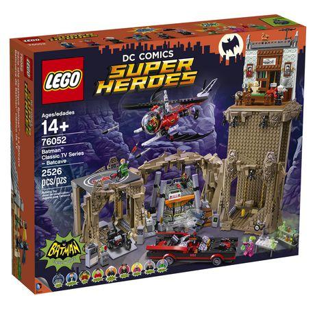 LEGO® Super Heroes - Batman™ Classic TV Series – Batcave (76052) - image 1 of 2