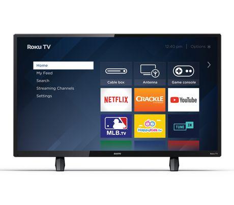 "Sanyo 32"" 720p Roku Smart TV (FW32R18FC) - image 1 of 7"